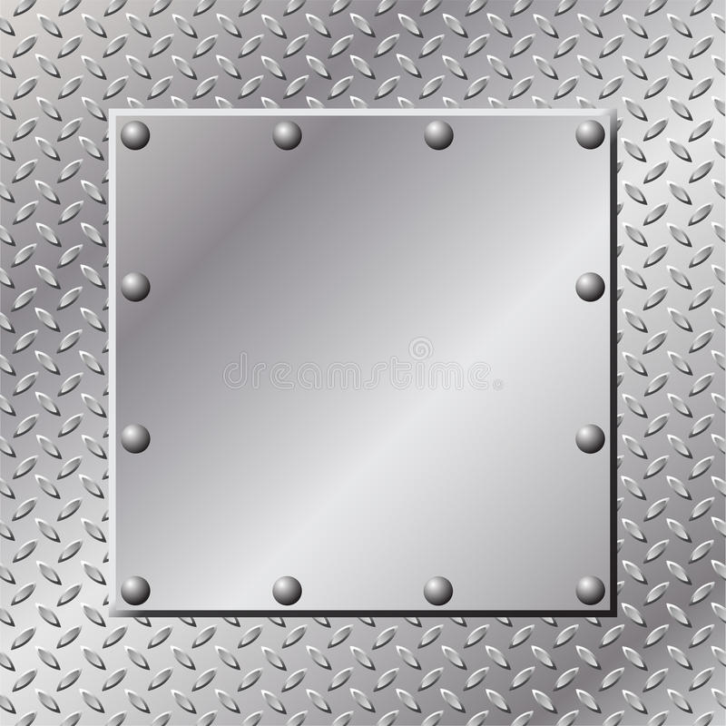 Download Metal Background stock vector. Image of background, silver - 15531381