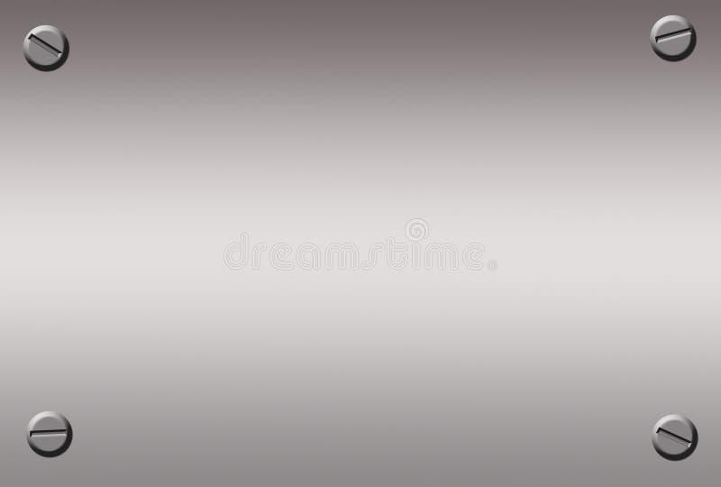 Download Metal background stock illustration. Image of metallic - 1720934