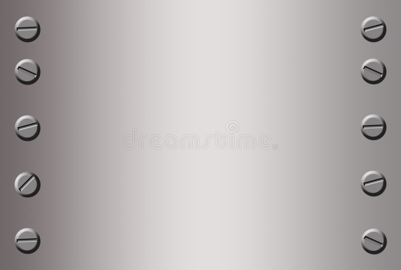 Download Metal background stock illustration. Image of stationary - 1720940
