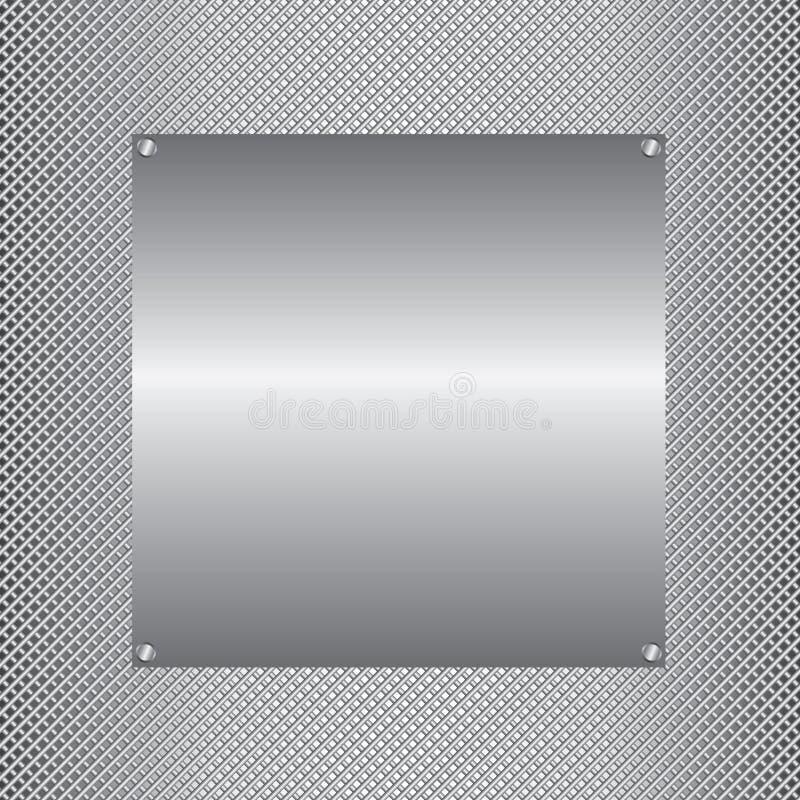 Download Metal Background Illustration Royalty Free Stock Photo - Image: 24503645