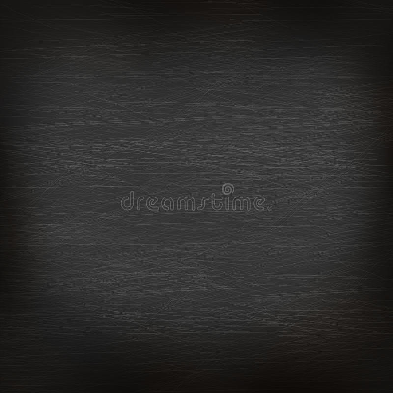Metal background with scratch. Ing surface vector illustration