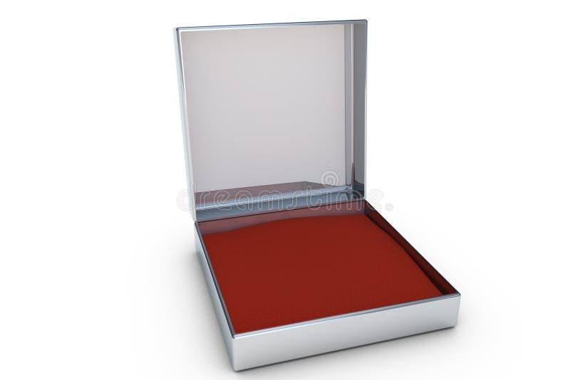 Metal Box Stock Image