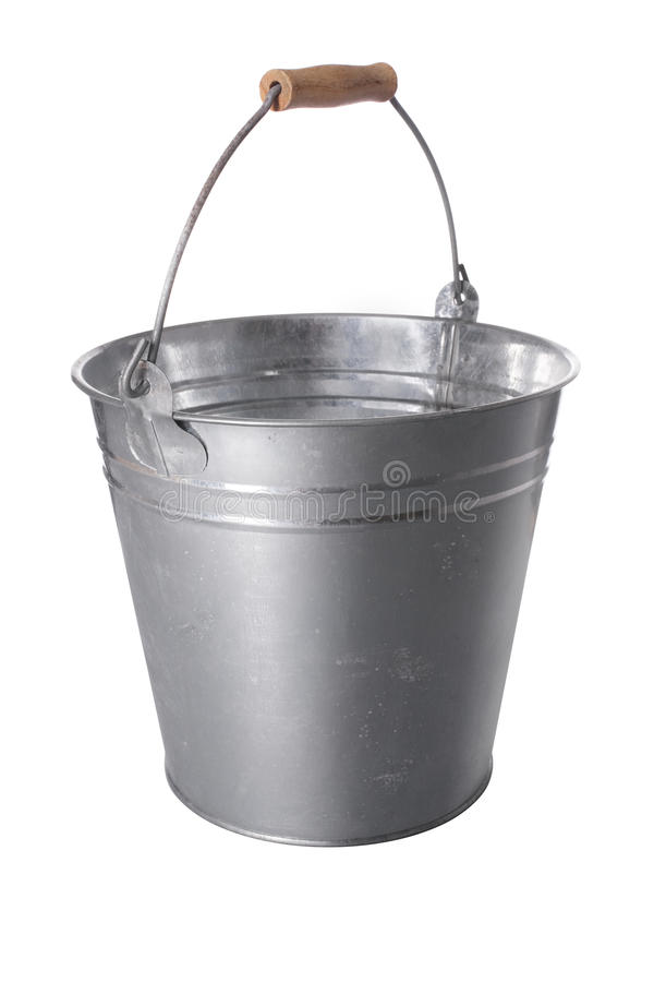 Free Metal Bucket Stock Photography - 14799192