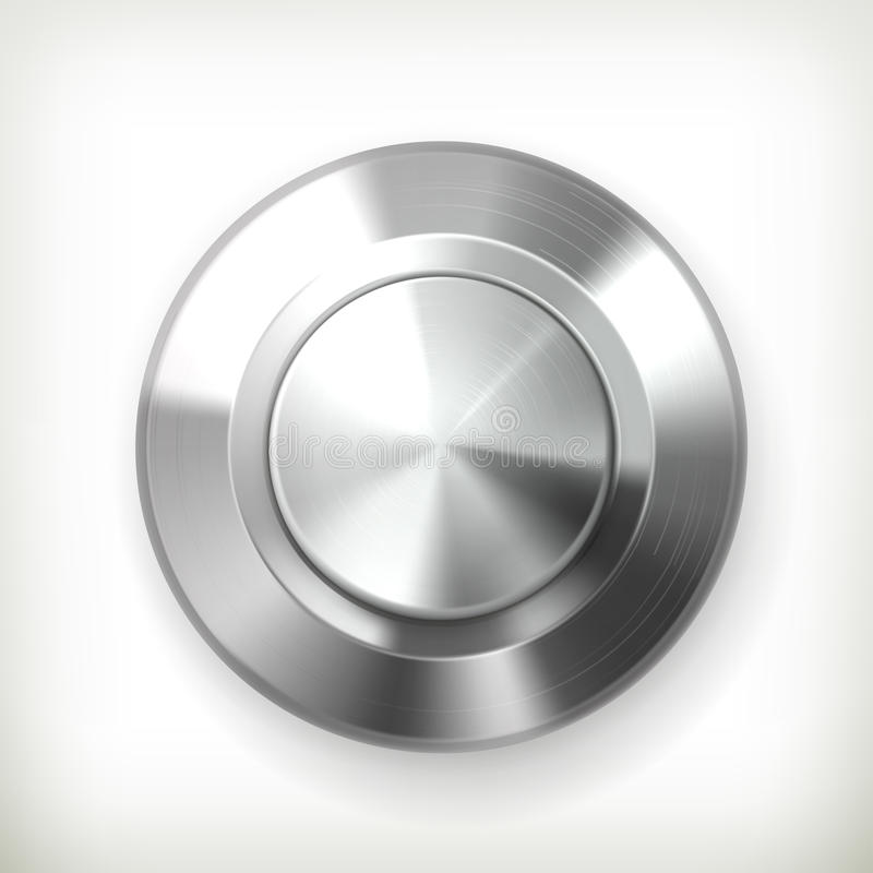 Metal Button Stock Images