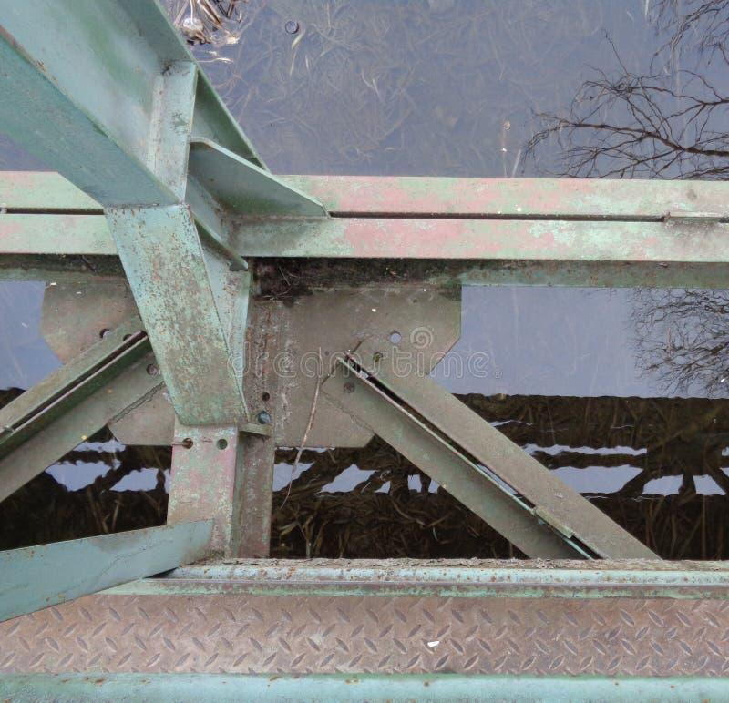 Metal a construção fotos de stock