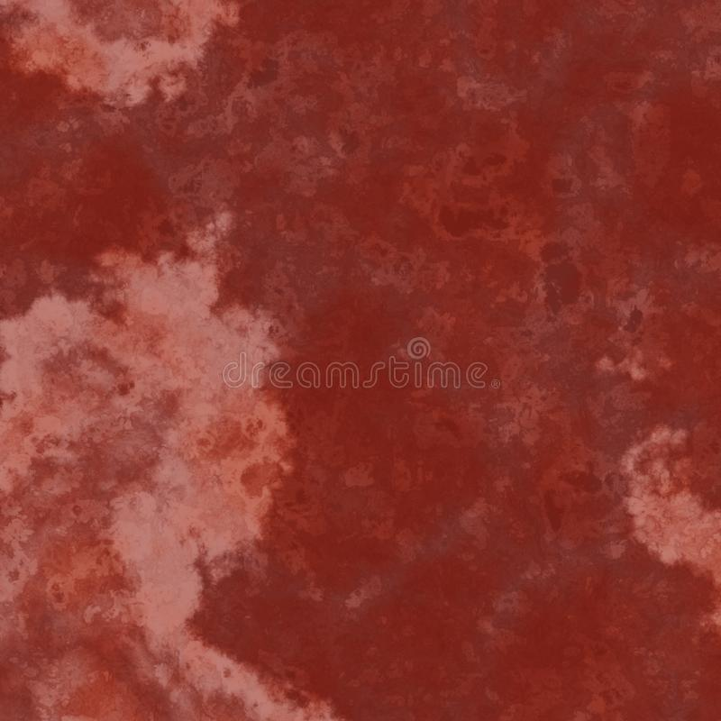 Metal corroded red surface texture stock photo