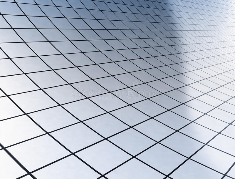 Metal cubes background royalty free stock images