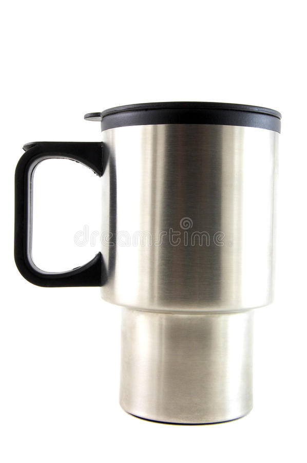 Metal Cup Royalty Free Stock Photo