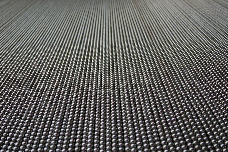 Metal Curtain stock photography