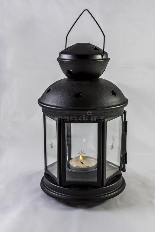 Metal da lanterna imagem de stock royalty free