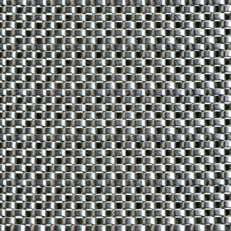 Metal da textura - armadura chain imagens de stock royalty free