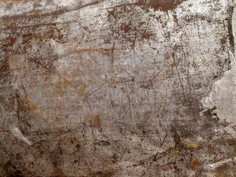 Metal de deterioração foto de stock