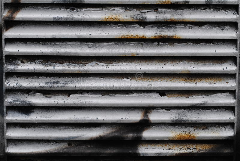 Metal de Grunge fotografía de archivo libre de regalías