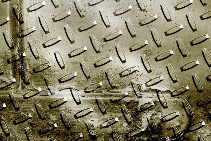 Metal de Grunge ilustración del vector