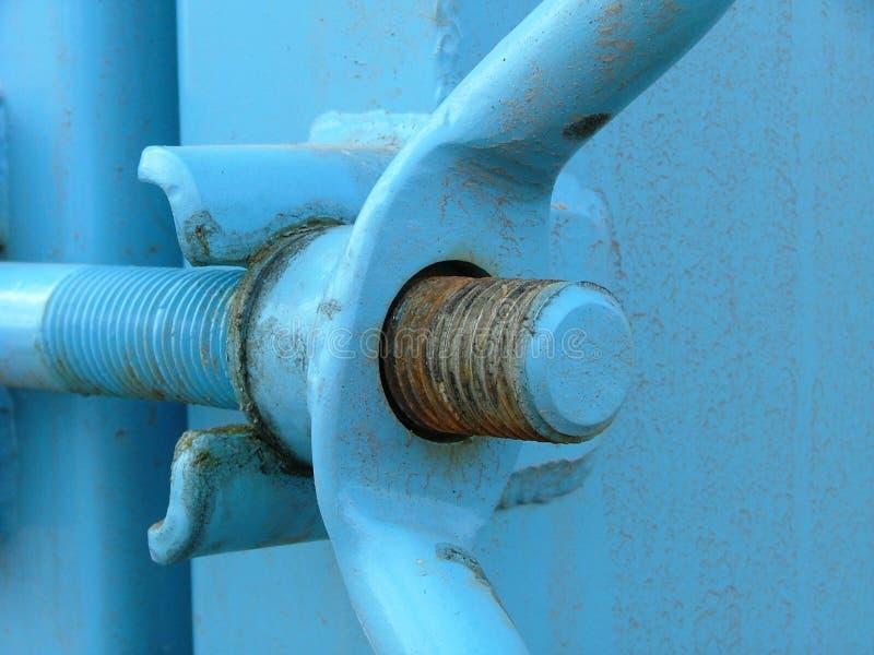 Metal Detail Stock Image
