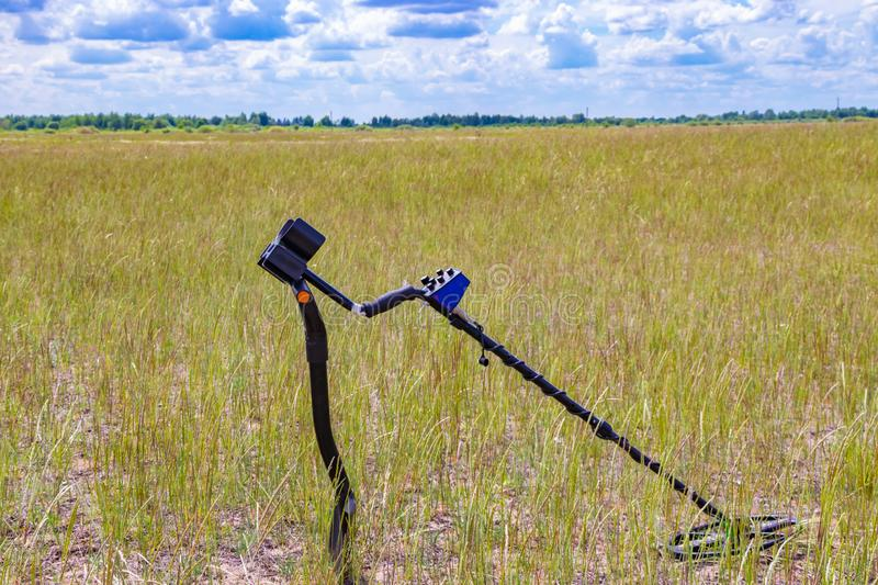 Jew Detector: Metal Detector Stock Photo. Image Of Equipment, Holding