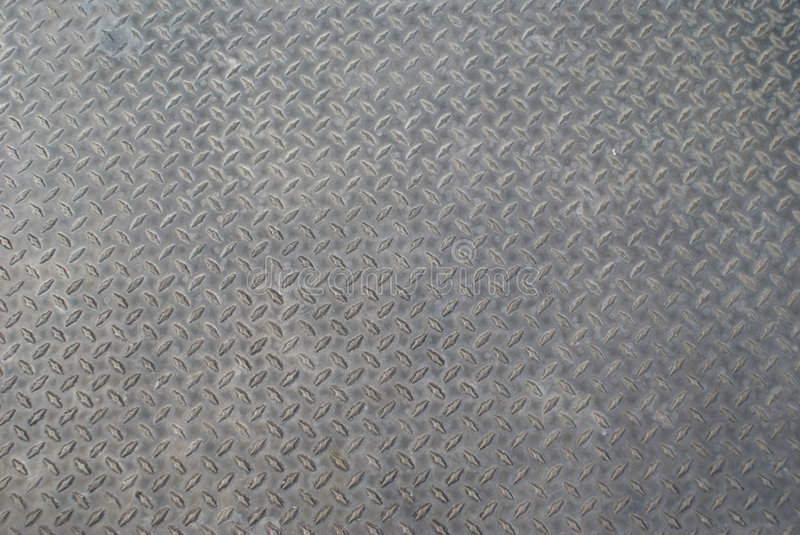 Download Metal diamond plate stock photo. Image of outside, texture - 5098362