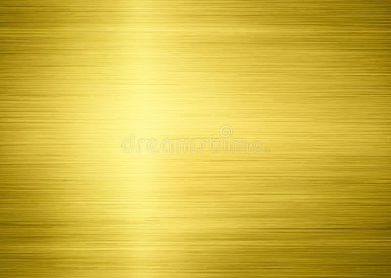 Metal Dourado Foto de Stock - Imagem: 18983600