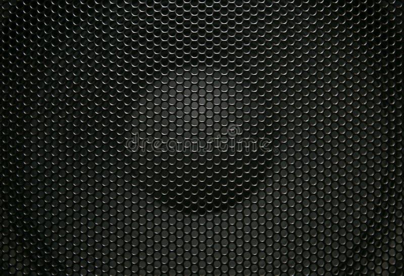 Metal dziurkująca siatka, abstrakta wzór fotografia royalty free