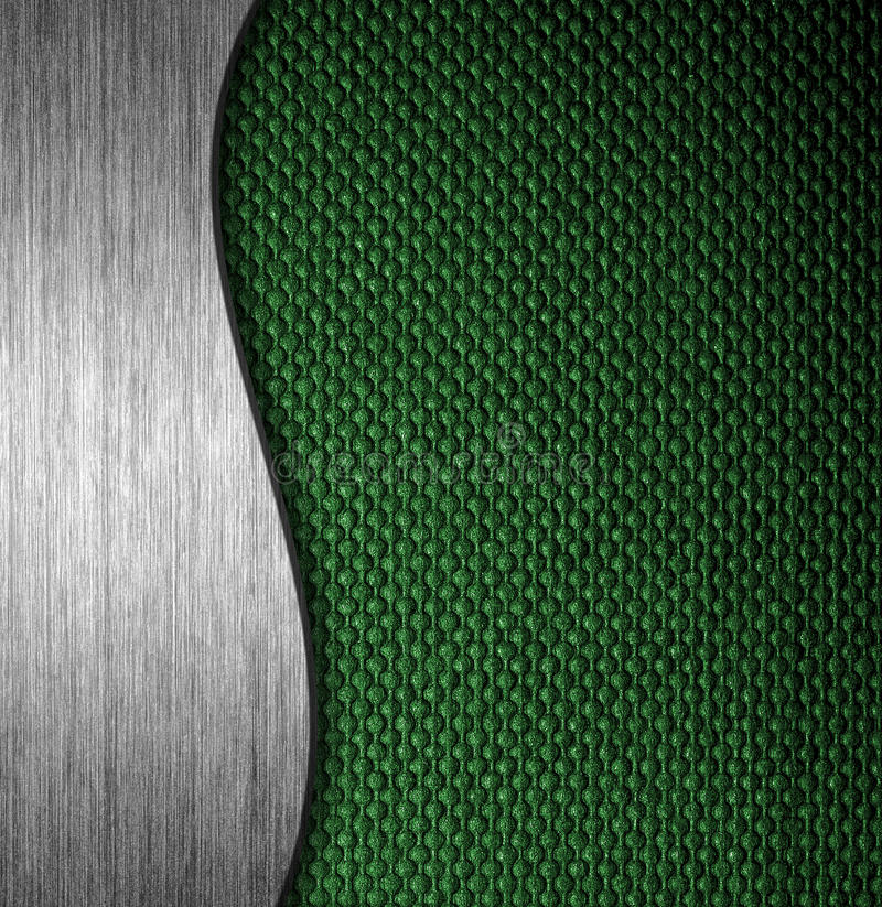 Download Metal And Fabric Material Template Background Royalty Free Stock Image - Image: 33265336