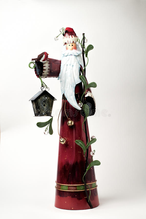 Free Metal Father Christmas Royalty Free Stock Image - 32424766