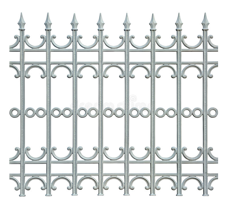 Download Metal fence stock photo. Image of bars, cast, close, background - 25235326