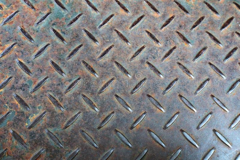 Metal, ferro velho, oxida??o, espa?o vazio, imagens para o fundo, texturas, sum?rio, vintage, revestimento, projeto fotografia de stock