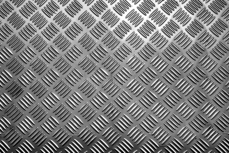 Metal Fußbodenbeschaffenheit lizenzfreie stockfotos