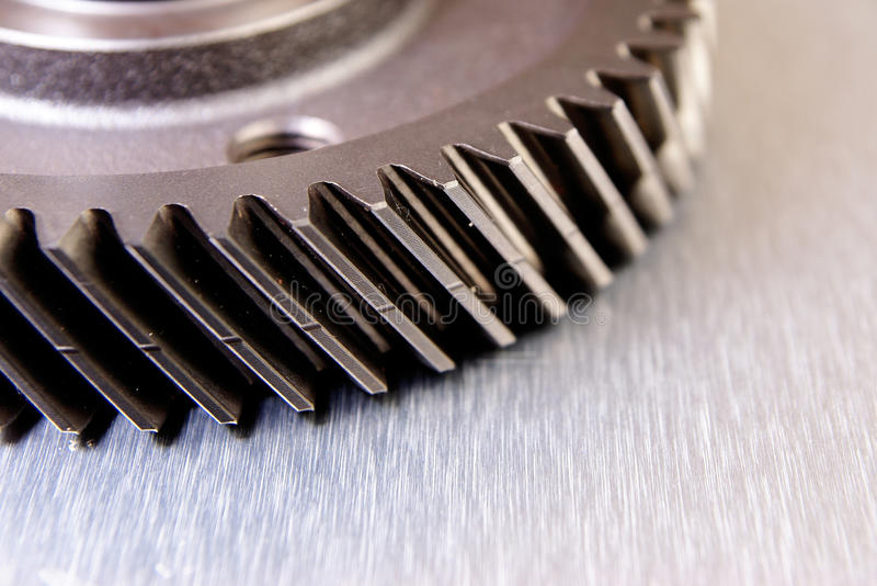 Download Metal gear stock image. Image of connecting, mechanics - 22072427