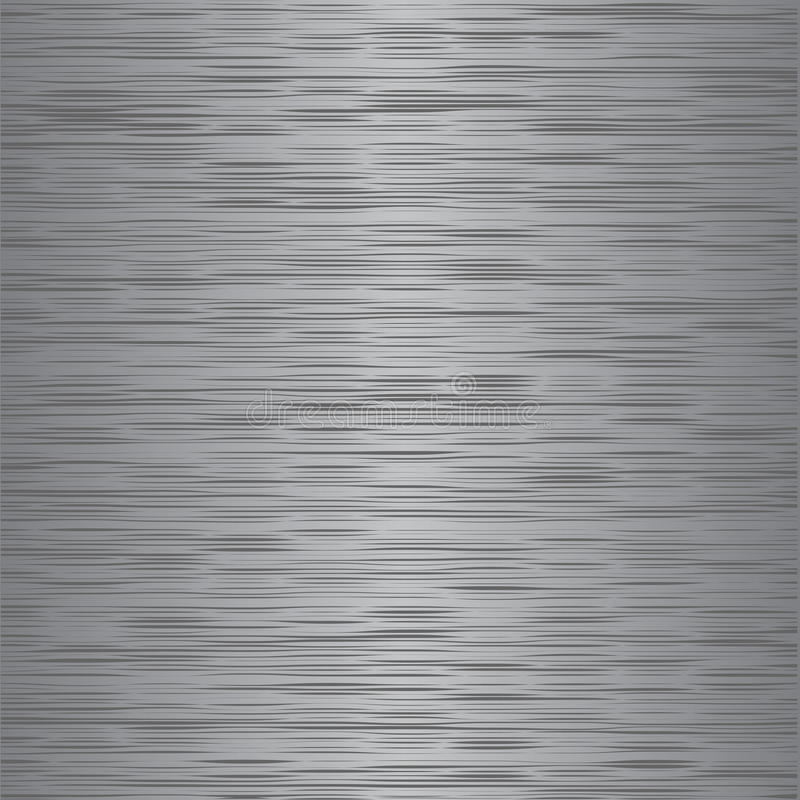 Metal Grey Background ilustração stock