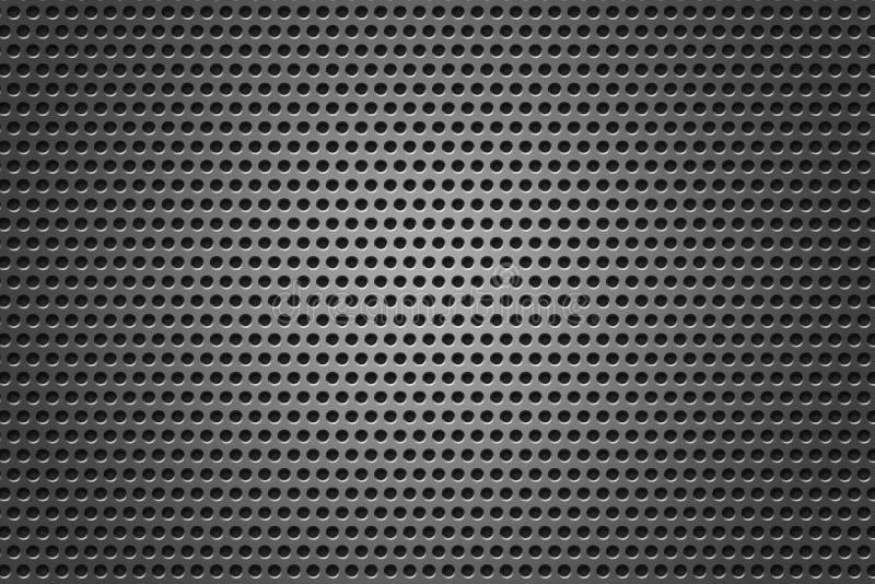 Download Metal Grid stock image. Image of metallic, black, close - 19818891
