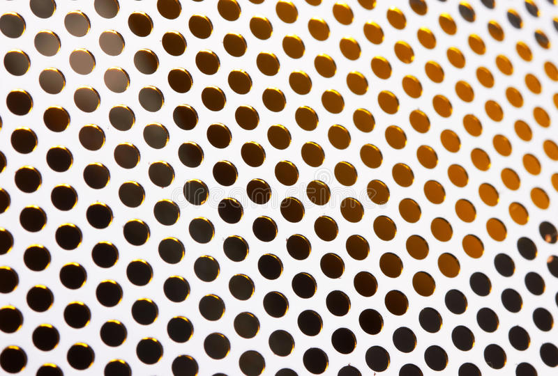 Metal Grid background royalty free illustration