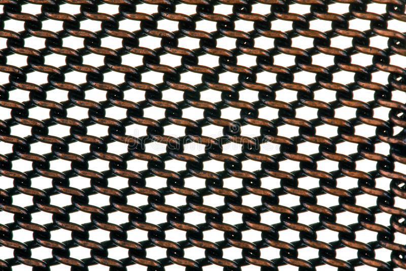 Metal grid background. Close-up stock images