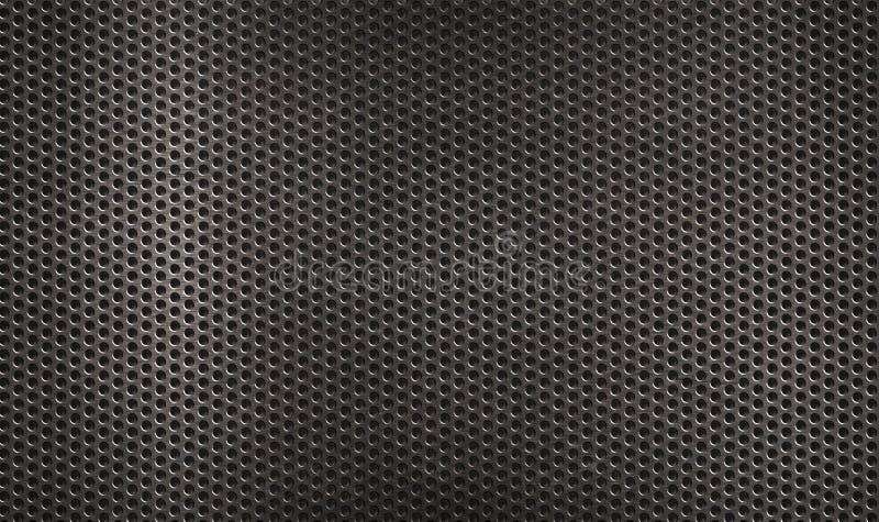 Metal grid grunge industrial background stock photos
