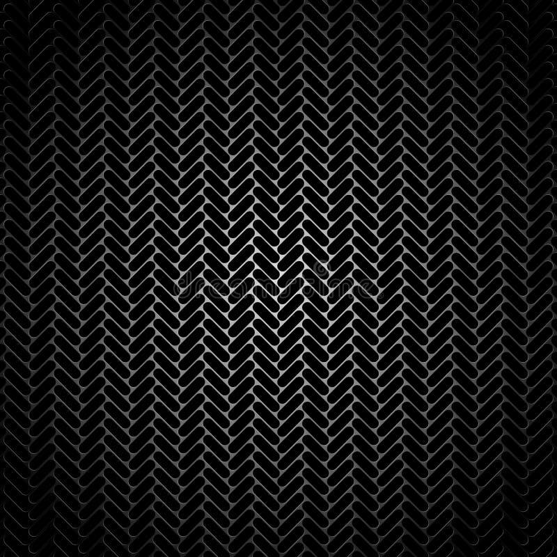 Metal grille stock illustration