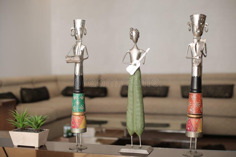 Metal Handicraft stock images