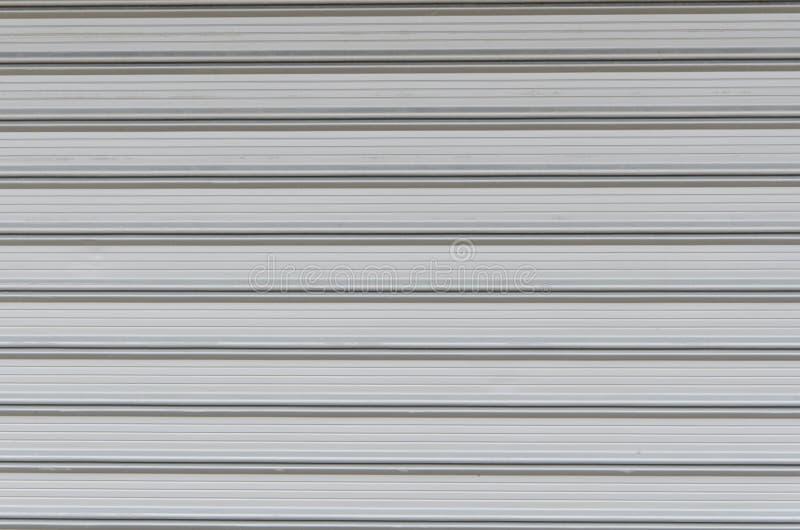 Metal horizontal pattern stock images