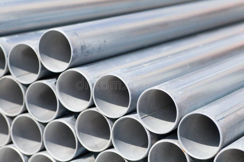 Metal i tubi immagini stock libere da diritti