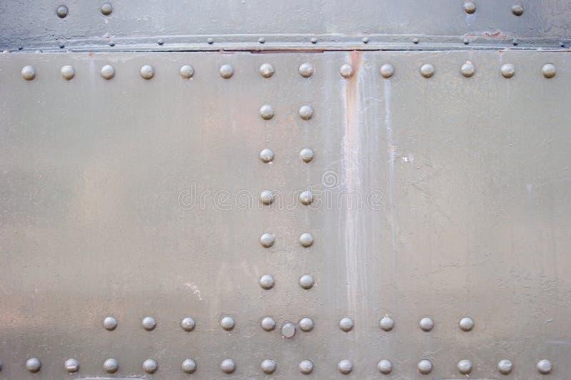 Metal industrial background stock image