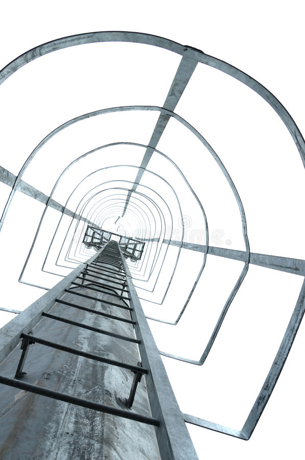 Download Metal Ladder Stock Photo - Image: 52118947