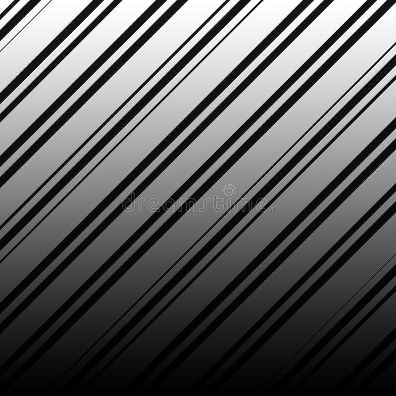 Metal Lines Royalty Free Stock Photo