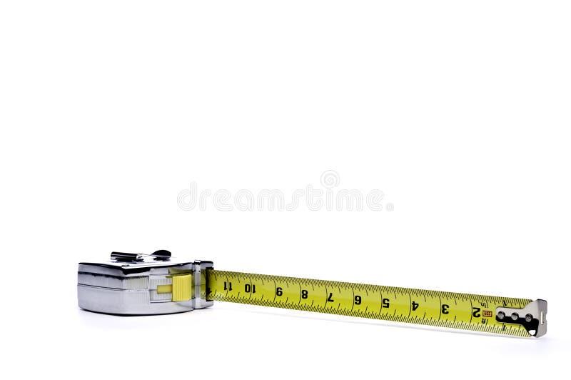 A Metal Locking Tape Measure Stock Images