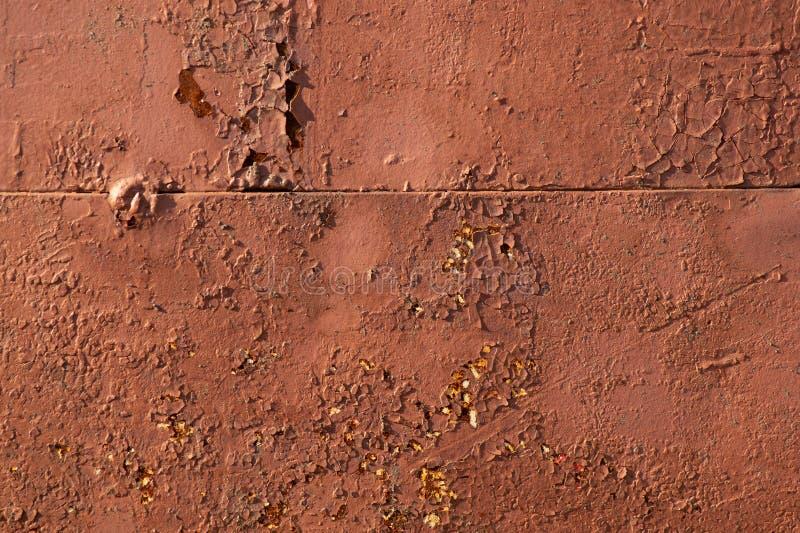 Metal maluj?ca tekstura obrazy stock