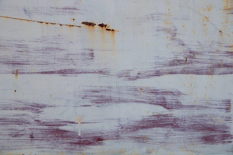 Metal maluj?ca tekstura zdjęcia stock
