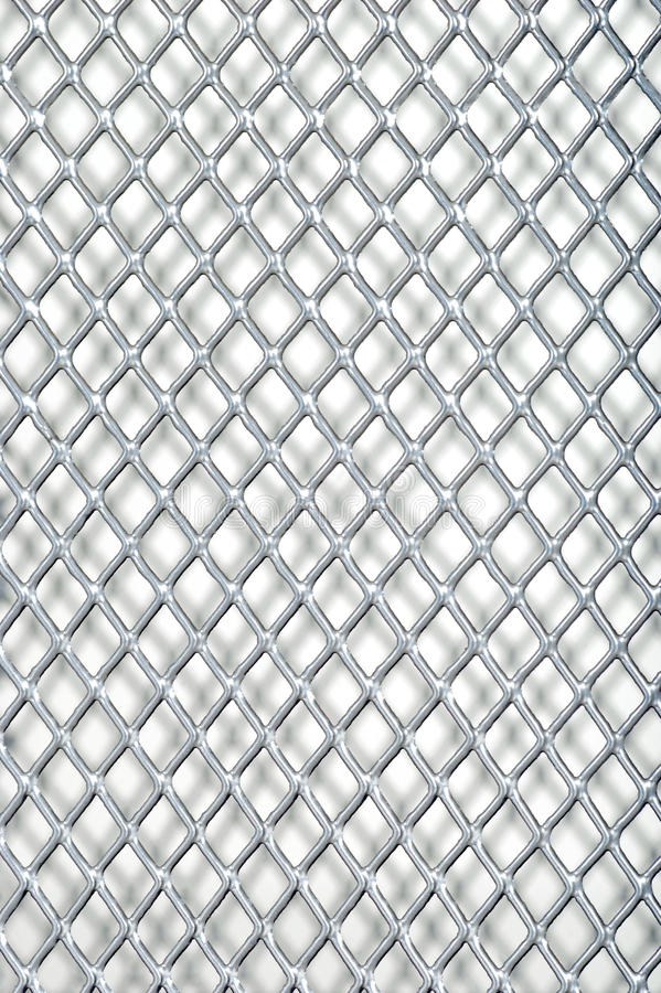 Metal mesh background royalty free stock photos