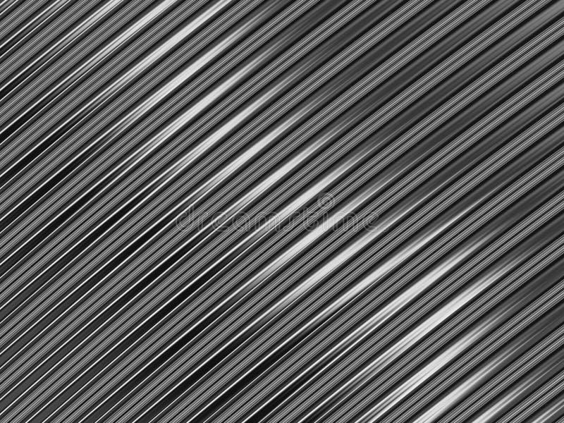 Metal metálico da prata da textura foto de stock