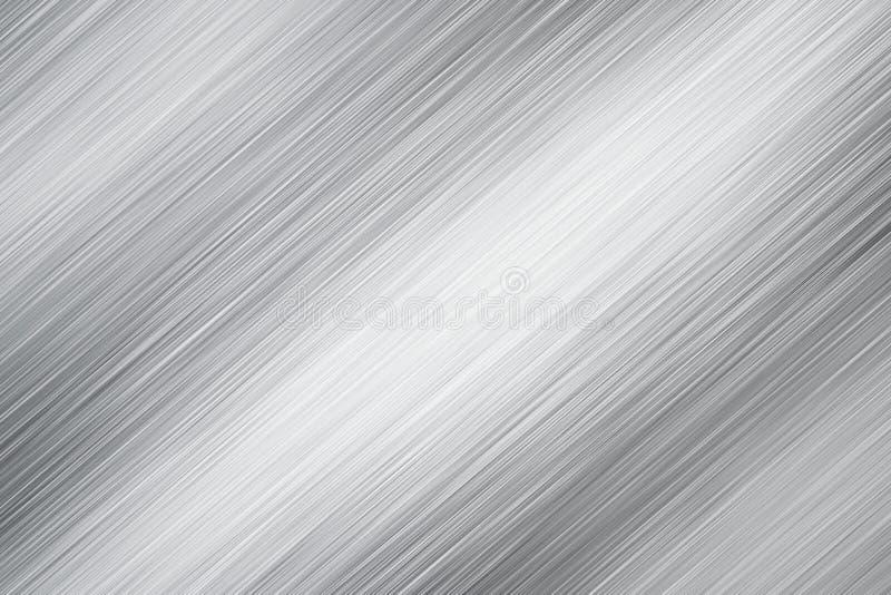 Metal oczyszczona tekstura fotografia stock