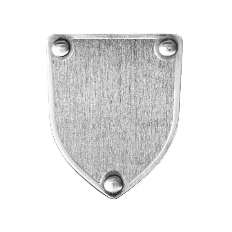 Metal odznaka fotografia royalty free