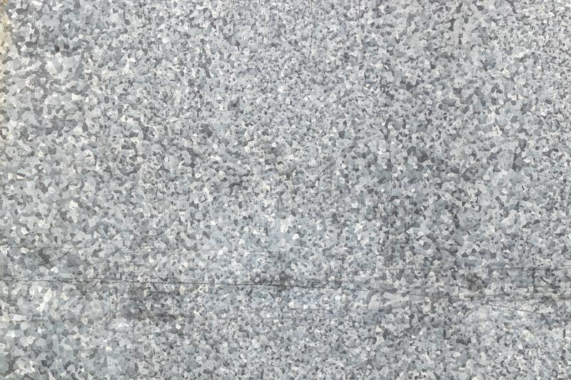 Metal old galvanized sheet. natural metal texture. as a background for the design royalty free stock images