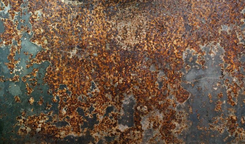 Metal oxidado velho imagens de stock royalty free
